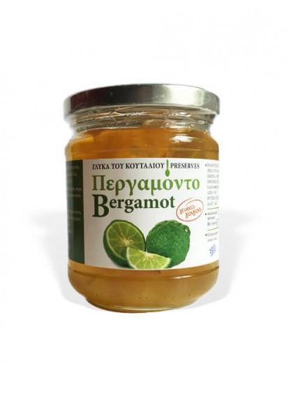 Bergamotte in Sirup