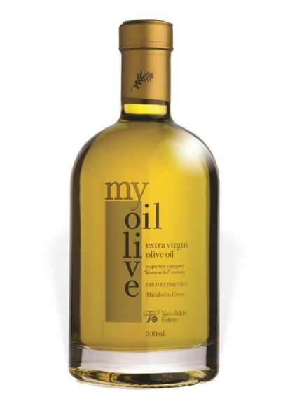 Vassilakis My Olive Oil