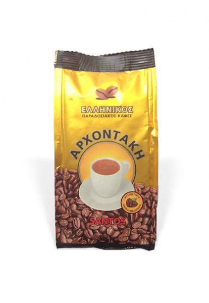 Griechischer Mokka-Kaffee