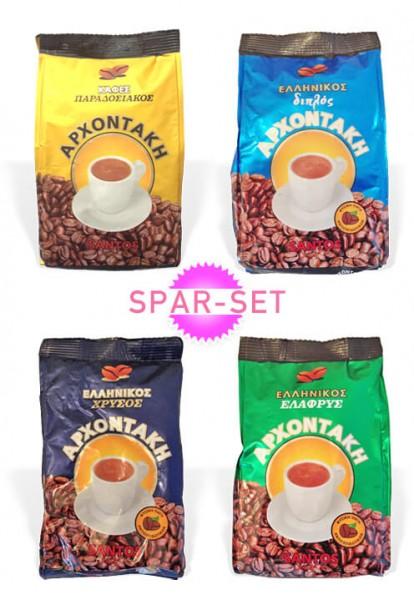 Griechischer Kaffee SPAR-SET