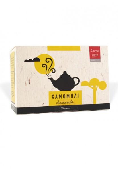 Kamillen-Tee aus Kreta